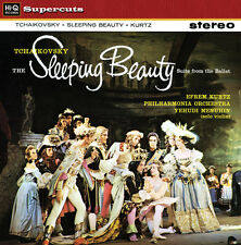 EFREM KURTZ/PHILHARMONIA ORCH/Y. MENUHIN - Tchaikovsky: Sleeping Beauty. New LP