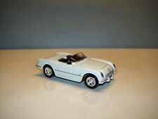 1953 CHEVY CORVETTE JOHNNY LIGHTNING CORVETTE COLLECTION LIMITED EDITION 1:64