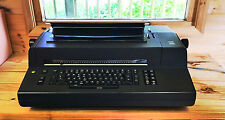 RARE-IBM Electronic Selectric Composer Model 6375 Typewriter Made In Netherlands