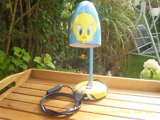 Tweety - Schreibtischlampe - Figur Leuchte - Kinderlampe - Lampe Warner Bros