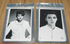 EXO OVERDOSE TYPE A + TYPE B 22 SD CARD PHOTO SET SM LOTTE POP UP STORE GOODS