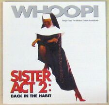Sister Act 2 : Back in the habit Whoopi CD (BOF) 1993