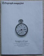 Images of War -  Telegraph Magazine – 8 November 2014