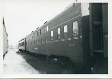 6D492 RP 1960s? PENNSYLVANIA RAILROAD RIP LINE? DUPLEX PULLMAN CAR ' MAR BROOK '