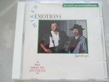 Mixed Emotions-Just for You - (Drafi Deutscher) - EMI CD made in Switzerland