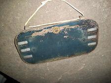 Vintage Oldsmobile DeLuxe Sun Visor Vanity Mirror 30's 40's Rat Rod Hot Rod