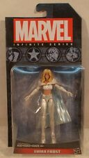 "Marvel Universe 3.75"" Infinite Series White Queen Emma Frost  (Mint On Card)"