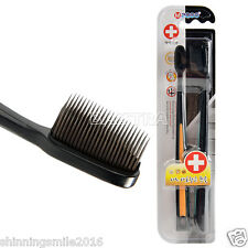 2pcs/Pack Dental Soft Nano Charcoal Toothbrush Teeth Clean Brushes Mixed Color
