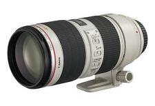 Canon EF 70-200mm f2.8 L IS II usm du canon boutique nº 1