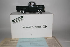Danbury Mint  1951 Ford F-1 Pickup  1:24 Scale Die Cast Model with Box