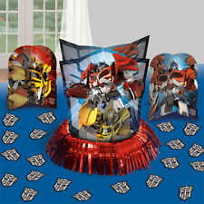 Transformers Optimus Prime Birthday Party Table Centerpiece Decoration Kit