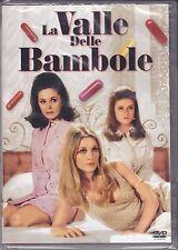 Dvd **LA VALLE DELLE BAMBOLE** nuovo sigillato 1967