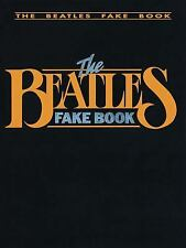 The Beatles Fake Book: C Edition (Fake Books) Beatles, The