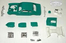 GRABBER GREEN DRAG FORD MAVERICK MODEL KIT Aurora Thunderjet T-jet HO Slot Car