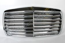 Chrome Front Grill Center Grille Fits MERCEDES W123 1976-1984