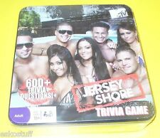 MTV Jersey Shore Trivia Game 2010 Brand New!  Nice See!