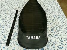 Yamaha CS3 1971 Seat Cover Black with strap(Y5)