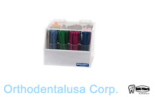 Orthodontic RACK STICK ORGANIZER WITH COVER Elastomeric Acrylic ORTHODENTALUSA