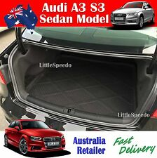 Audi A3 S3 Four Door Sedan Door Sedan Boot Liner Cargo Mat Trunk Protector