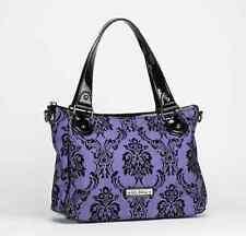 Gg Rose By Rock Rebel Day Bag Violet Vixen With Additional Strap Handbag Purse