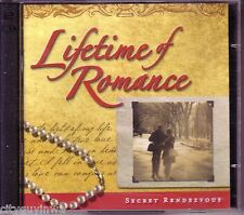 TIME LIFE Lifetime of Romance SECRET RENDEZVOUS Various Artists 2CD Sandpipers