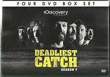 Deadliest Catch - Complete Series 7 (Seven) - 4 DVD BOXSET - BRAND NEW SEALED