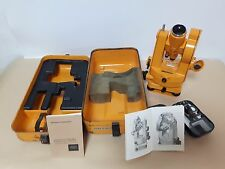 Carl Zeiss Theodolite Theo 020А Case - N2 - Surveying Equipment Theodolite Level
