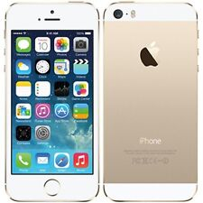 BNIB Apple iPhone 5s 16 go gold Factory Unlocked LTE 4G 3G 2G GSM simfree nouveau