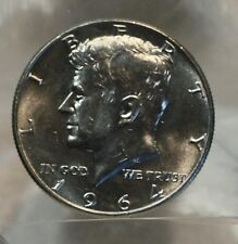 USA Half Dollar Kennedy 1964 900er Silber