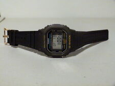 VERY NICE VINTAGE MENS CASIO CLASSIC DW 5600C G SHOCK  JAPAN 901 H MODULE