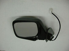 Door/Wing Mirror Black Electric LH NS For Toyota Landcruiser HDJ80 4.2TD 90-98
