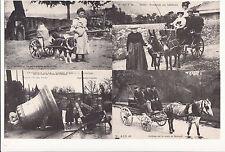 Lot 10 reproductions cartes postales anciennes THÔNES expo 1979 n° 21 à 30