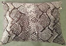 Designers Guild Christian Lacroix tessuto copertura Oriago snakekin velluto DELFT NUOVO CON ETICHETTA