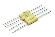 [4pcs]VISHAY ROEDERSTEIN MKC1860 4,7uF 63V 10% axial film foil capacitors ERO