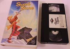 Disneys Sword in the Stone Animated Classic VHS Tape Black Diamond Clamshell 229