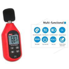 UNI-T UT353 Digital Sound Pressure Level Noise Decibel Meter Measurement Q5X3
