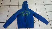 Abercrombie & Fitch Men Muscle Fit Hoodie Jacket Size M