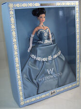 Wedgwood Blue England 1759 Barbie Doll NRFB Still Sealed 1999 Jasper Cameo EXC!