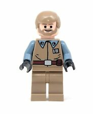 LEGO GENERAL CRIX MADINE Minifigure from StarWars set 7754 Home One Mon Calamari