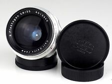 Flektogon 2.8/35 Carl Zeiss Jena 12-LAME!!! m42 Mount Lens sia CAPS