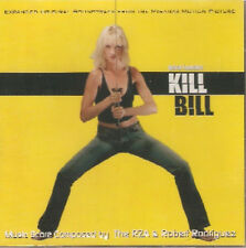 "RZA & Robert Rodriguez:  ""Kill Bill""  + Bonus  (Soundtrack Score Double-CD)"