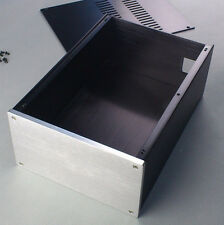 JC2212 Full Aluminum Enclosure / mini AMP case/power amplifier box/ chassis - YD