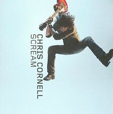 Chris Cornell SOUNDGARDEN Scream (CD, Mar-2009, Mosley Music)
