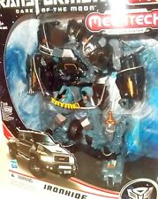 *AUTHENTIC* vs HK KNOCK OFF Transformers IRONHIDE Leader Class DOTM SHARP MISB