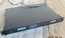 Korg M3R rack MIDI sound module Great Vintage Sounds WITH MANUAL Tested