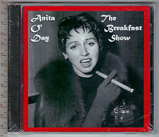 Anita O'Day , The Breakfast Show ( CD, U.S.A )