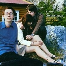 "KINGS OF CONVENIENCE ""QUIET IS THE NEW LOUD"" CD NEUWARE"