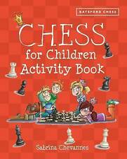 Chess for Children Activity Book by Sabrina Chevannes (Paperback, 2015)