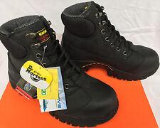 Dr. Martens Heath ST Industrial Steel Toe Slip Resistant Work Boots Men's 8 new