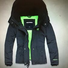 Abercrombie & Fitch Jacket Outerwear Womens All Season Weather Warrior Jacket N